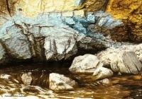 Kiutakönkään kallioita - osa (Rocks of Kiutaköngäs, partial)