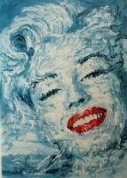 Marilynin uintireissu (Marilyn's swim trip) 165x76