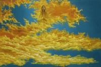 Pilvi Madonna (Cloud Madonna) 120x180