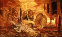 Hornankattila (Kettle of hell) 75x124
