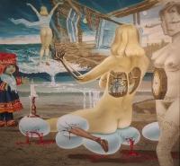Taiteen vihaaja (Art-hater) 105x114