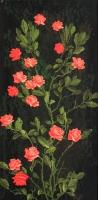 Köynnösruusuja (Climbing roses) 104x52