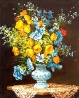 Unikoita (Poppies) 75x56