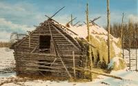 Jorman lato  (Jorma's barn) 150x250