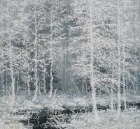 Ensilumi (First snow) 102x102