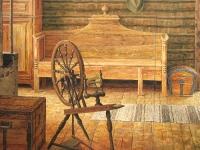 Pirtti - osa (Cabin, partial)