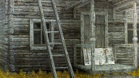 Kuisti  (Porch) 250x450