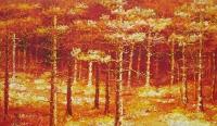 Metsa (Forest) 70x120