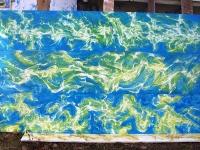 Pihakuva (Yard) 130 x 200 cm