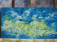 Pihakuva (Yard) 70 x 120 cm