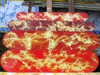 Pihakuva (Yard) 90 x 180 cm