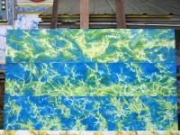 Pihakuva (Yard) 87 x 200 cm