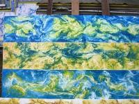 Pihakuva (Yard) 107 x 200 cm